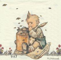Pojke med honungsburk   10117