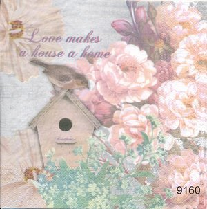 Love makes a house a home  9160