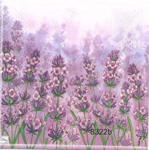 Lavendel olika motiv  8322