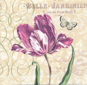 Belle Jardinier 2 olika motiv  8212