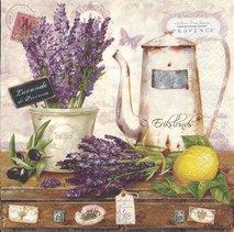 Lavendell och kanna   7009