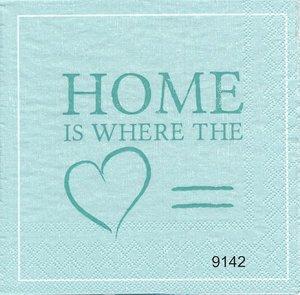 Home is where the hart is( GRÖN TON)
