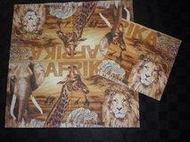 Afrikas djur   3006
