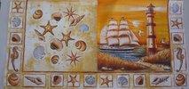 Marina saker(visar halva servetten)   seh5034