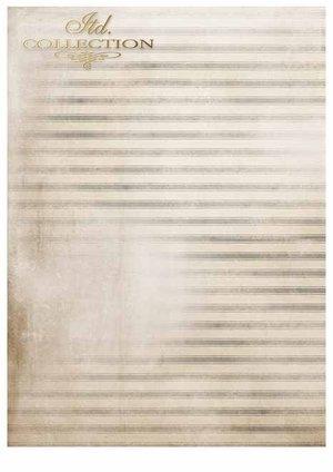 Scrapbooking papers SCRAP-013 ''Purple rhapsody''