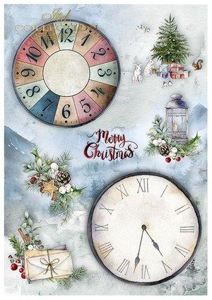 Scrapbooking papers SCRAP-051 ''Wonderful Christmas Time''