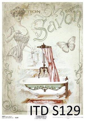 Soft paper A4 S0129