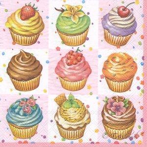 Små fina cupkaces