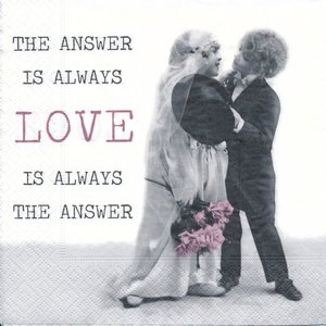 Love is always the answer    sa4066