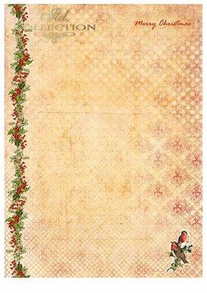 Scrapbooking papers SCRAP-021 ''Merry Christmas''