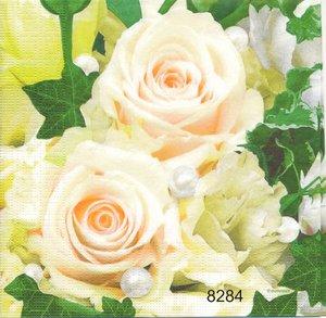 Ljusa nyanser rosor  8284