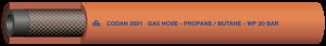 GASOLSLANG 5,0 MM ORANGE