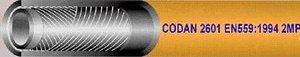 LPG hose 8,0 mm orange