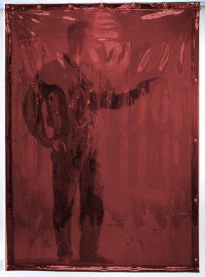 Welding curtain 2000x1400mm Bronze