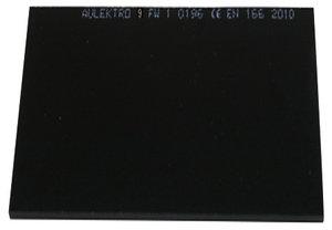 Welding glass Aulektro® 98x75mm 9-din