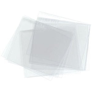 Protective plate 98x75mm (glass)