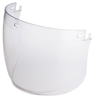 Replacement visor 5F PC+ AF