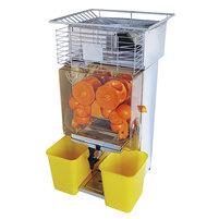 Elektrisk juicemaskin 20-25 apelsiner/minut, 60-80mm