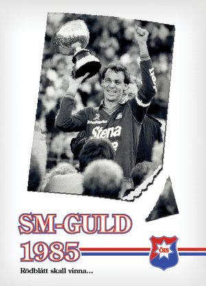 SM finalerna 1985 (SM-Guld) DVD