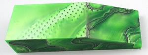 Akryl block Emerald