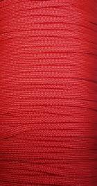 Paracord Röd