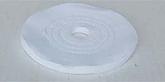 Polerskiva medium 90 x 5 mm.