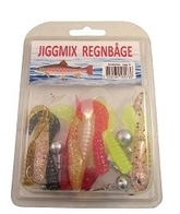 Jigg-mix Regnbåge