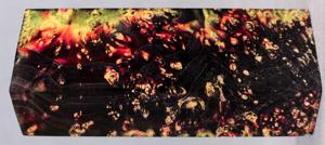 Stabiliserad Maple Burl Mix-964