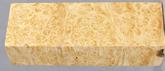 Stabiliserad Maple Burl Mix-927