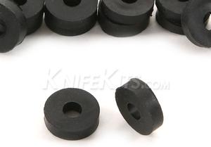 Gummibricka 3,2 mm för kydexmontage 10-pack