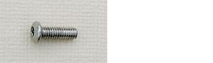 Button head screws 2-56x1/4 .. 10 st