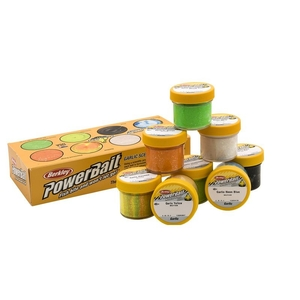 PowerBait Garlic 8-pack