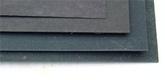 Vulkanfiber svart 6,0 mm