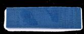 Micarta jute - Aqua 8mm