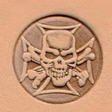 3D Puns - Skull 1