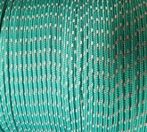 Minicord - Reflective Emerald Green