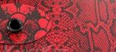 Kydex Snake Red Rattler 2,0 mm