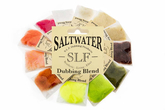 SLF Saltwater Dubbing Blend