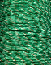 Paracord Green stripe