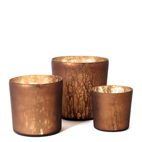 Crystal Cylinder Brown S/M/L