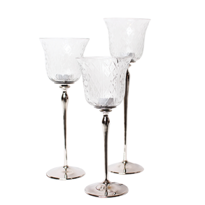 Crystal Royal Candle Holder S/M/L
