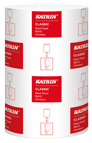 Katrin Classic Hand Towel Roll S Coreless