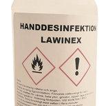 Handdesinfektion Lawinex 1L 70%