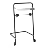 Katrin Industrial Floor Dispenser - Black Metal