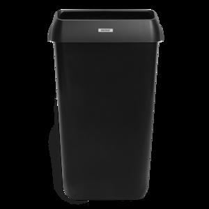 Katrin Waste Bin With Lid 25 Litre - Black