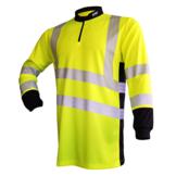 STEIN X25 VENTOUT långärmad tröja varselklass II gul