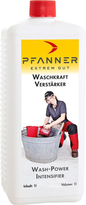 Tvättmedelsförstärkare