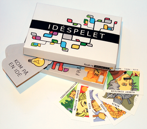 the Idea Game (Swedish only) 5 pack