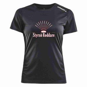 T-shirt Craft Rush Styrsö Roddare, svart
