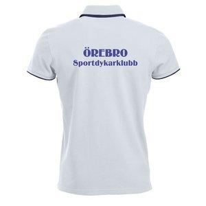 Pike Seattle Örebro Sportdykarklubb, vit